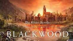 The Elder Scrolls Online Blackwood